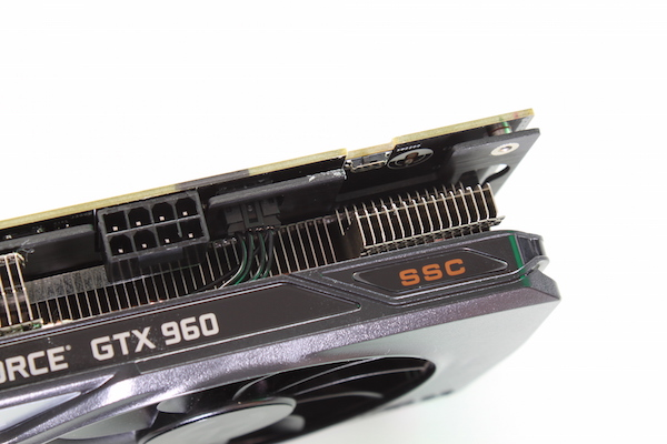EVGA GeForce GTX 960 Super Superclocked