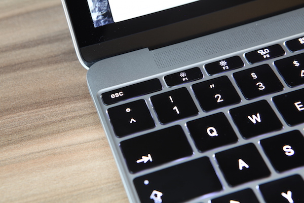 Neues MacBook mit Retina-Display