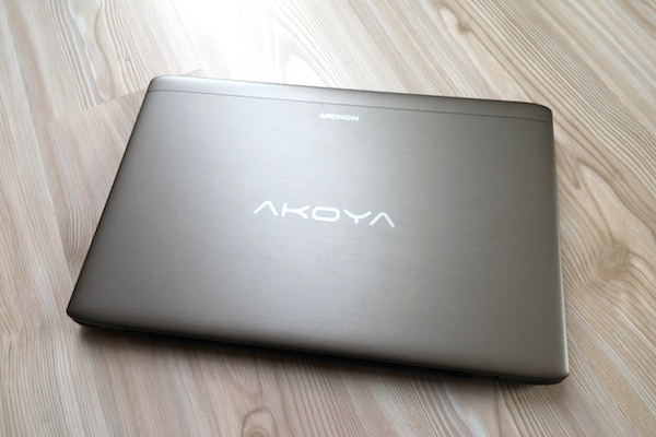 Medion представила первый ноутбук Broadwell Core i5 на европейский рынок