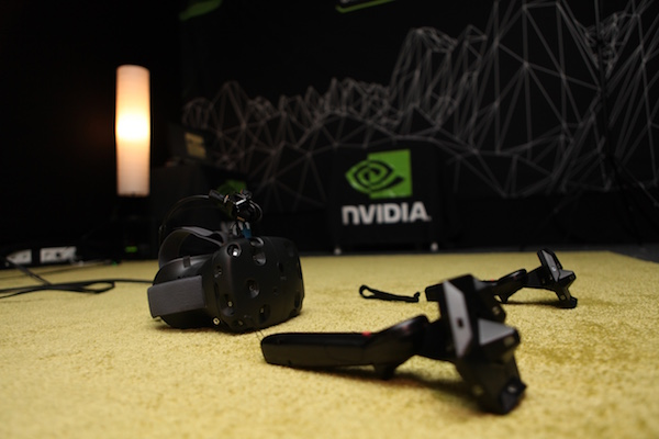 VR-Event bei NVIDIA in Hamburg