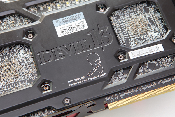 PowerColor Radeon R9 290X2 Devil 13