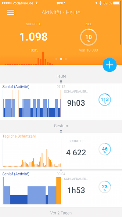 Fitbit charge обзор - 9bb0a