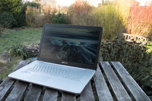 ASUS VivoBook Pro N752VX: мультимедийный ноутбук со скромной батареей и слабым GPU, но с хорошим дисплеем