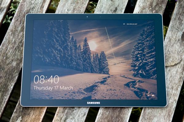 Dell XPS 12 (9250) vs. Samsung Galaxy TabPro S: Notebook ...
