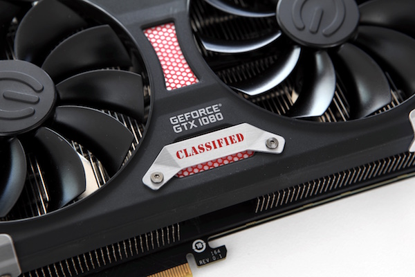 EVGA GeForce GTX 1080 Classified