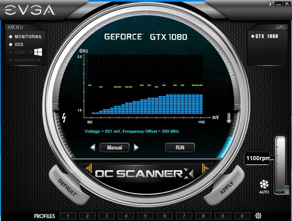 EVGA Precision и GPU Boost 3.0