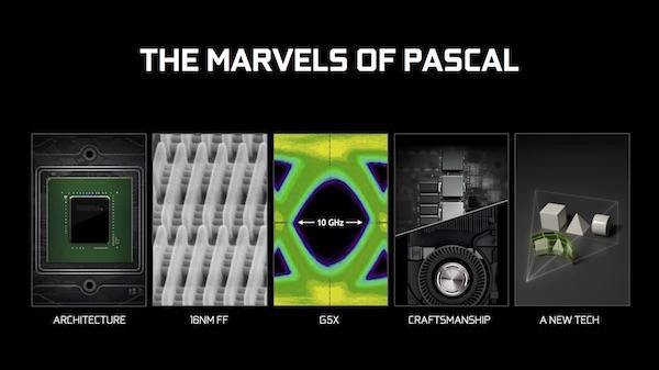 Пять основных особенностей GeForce GTX 1080