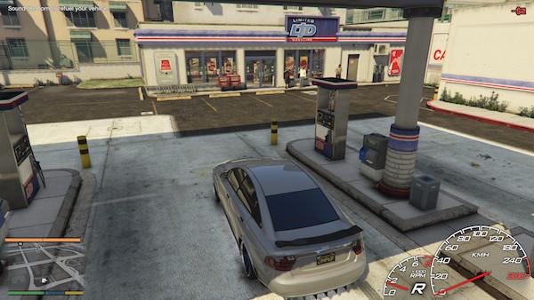 Das neue Fass mit dem Benzin