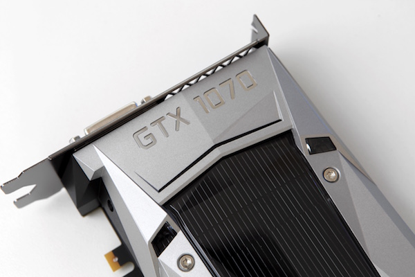NVIDIA GeForce GTX 1070 Founders Edition