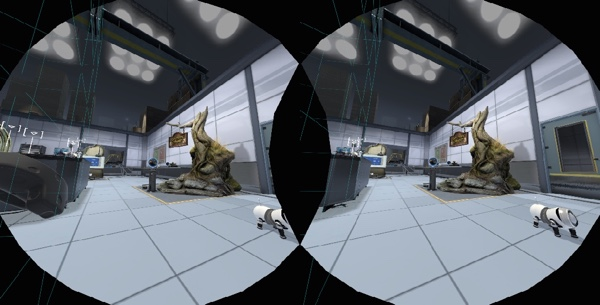 HTC Vive – Chaperone-System