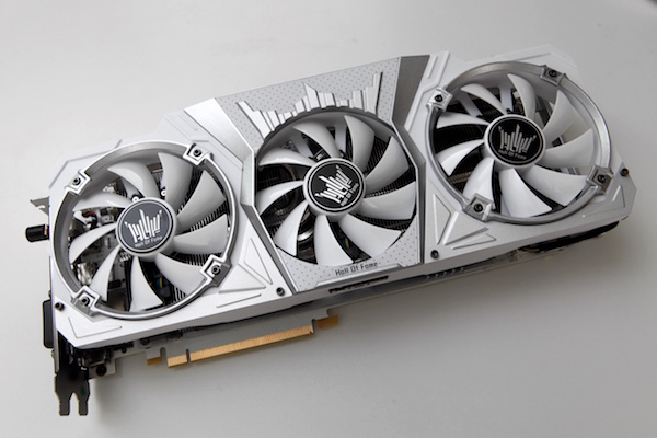 KFA2 GeForce GTX 1080 HOF