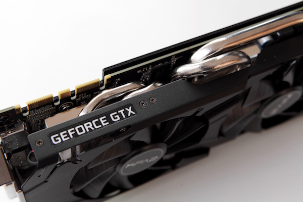 KFA2 GeForce GTX 970 Black EXOC Sniper
