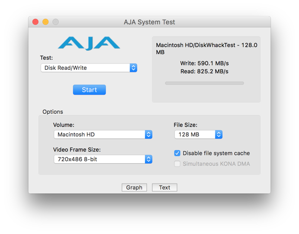 MacBook (Early 2016) - SSD-Benchmarks