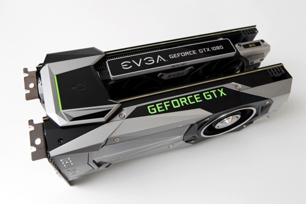 NVIDIA GeForce GTX 1080 im SLI