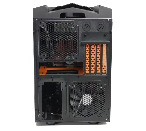 Aerocool Strike-X Cube и Xpredator Cube