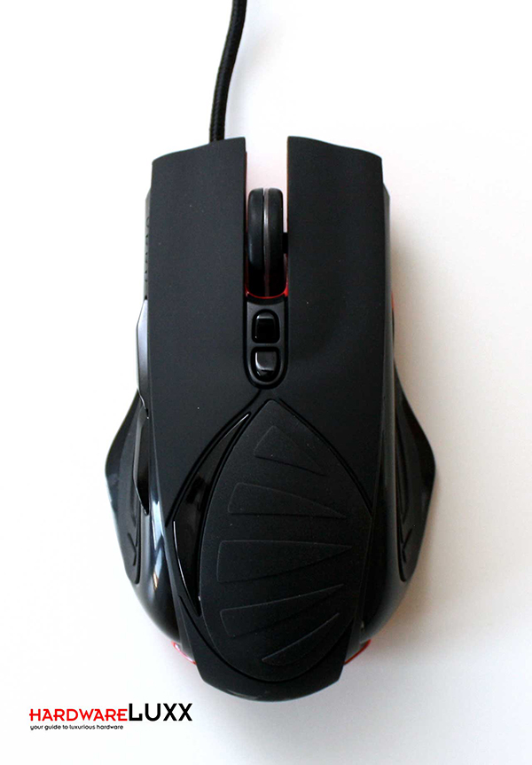 Gigabyte Raptor FPS Gaming Mouse