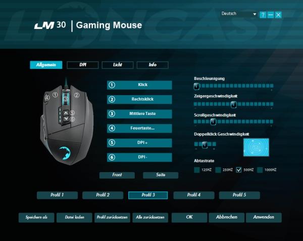 Lioncast Eingabegeräte 15