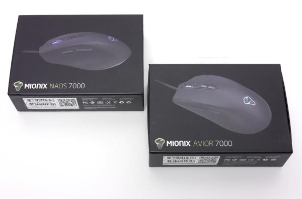 Mionix Avior 7000, Mionix Naos 7000
