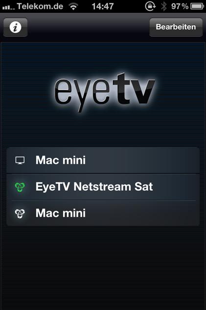 test elgato eyetv netstream sat hardwareluxx. Black Bedroom Furniture Sets. Home Design Ideas