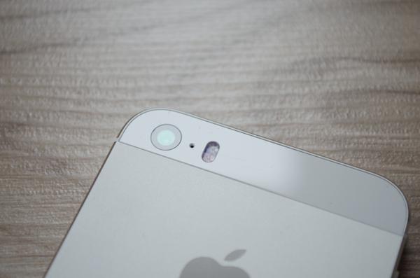 Designänderung 2: Die Kamera greift auf zwei LEDs zurück