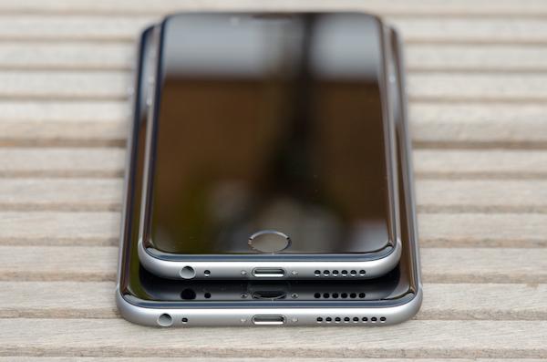 apple iphone 6 und iphone 6 plus im test hardwareluxx. Black Bedroom Furniture Sets. Home Design Ideas