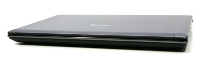 ASUS N73S Front