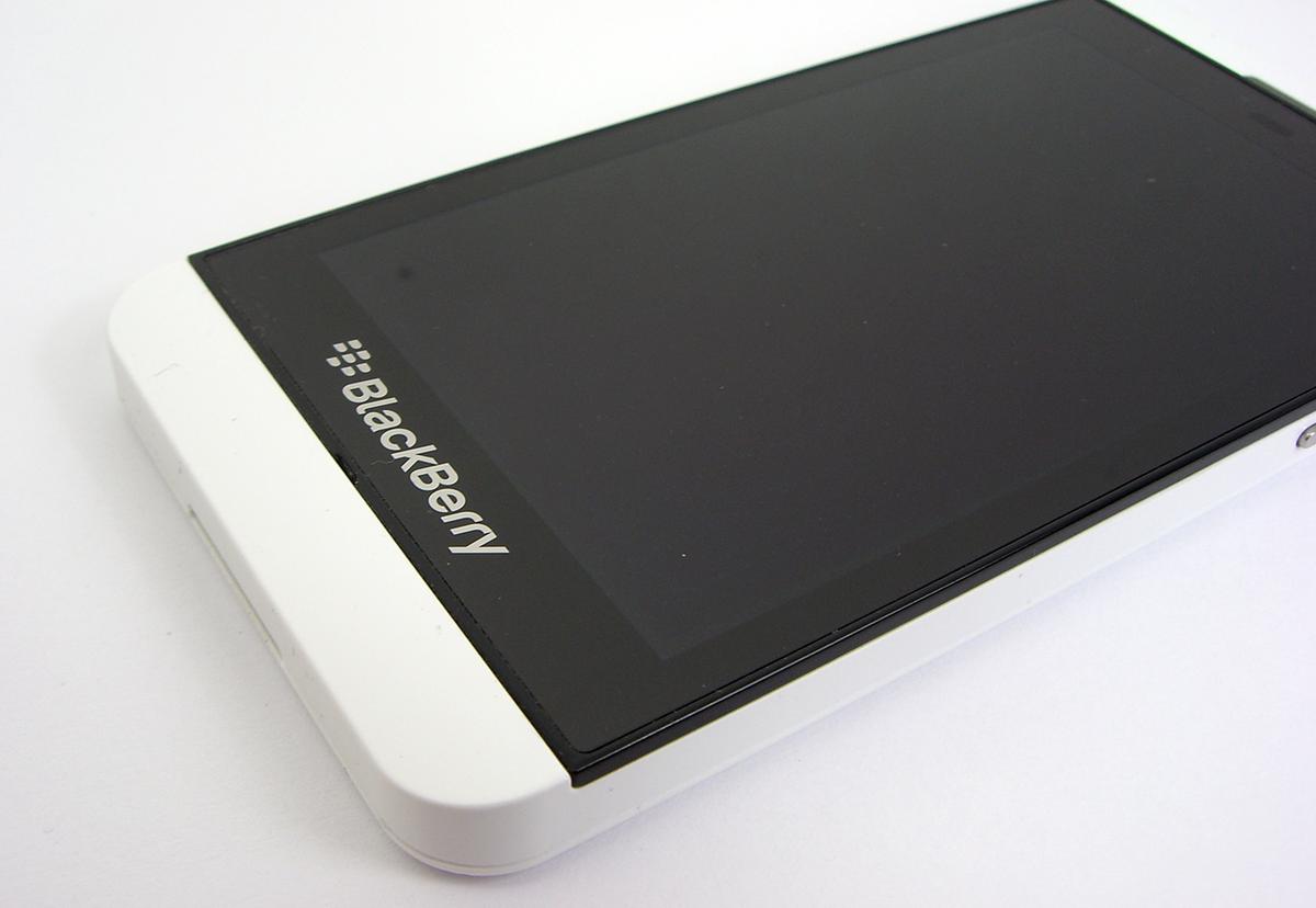 Test: Blackberry Z10