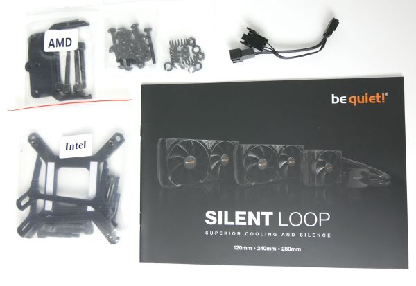 be quiet! Silent Loop 240mm
