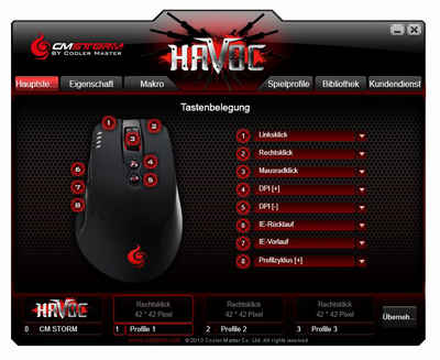 Coolermaster Havoc