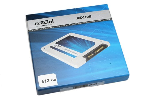 crucial mx100 512 gb ssd im test die neue preis leistungs referenz hardwareluxx. Black Bedroom Furniture Sets. Home Design Ideas