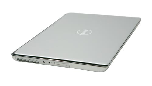 Dell XPS 14z Seite links