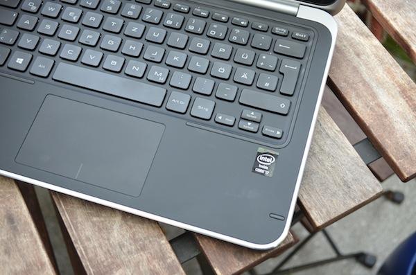Хорошая клавиатура, очень хороший тач-пад