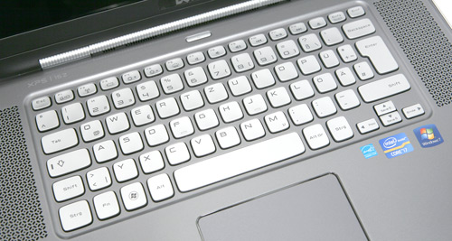 Dell XPS 15z Tastatur