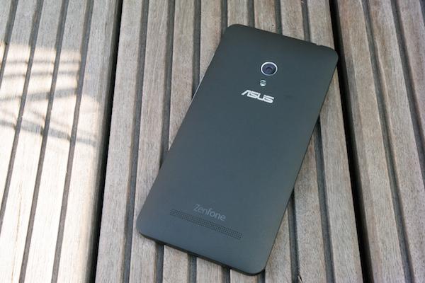 Ничего нового: внешне 3G- и LTE-варианты смартфона ASUS ZenFone 5 не отличаются