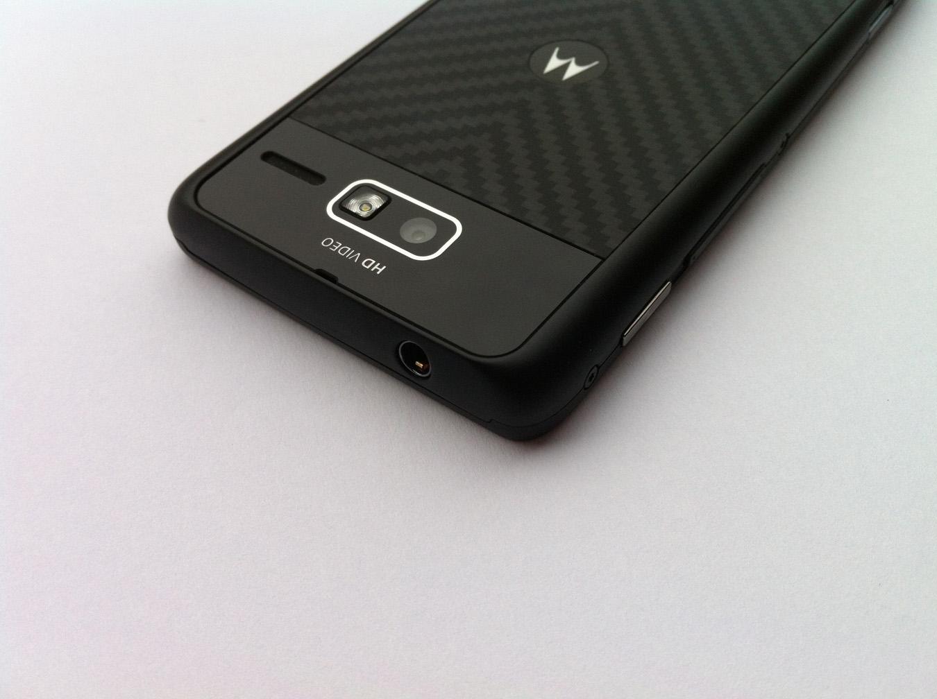 Test: Motorola Razr i - powered by Intel