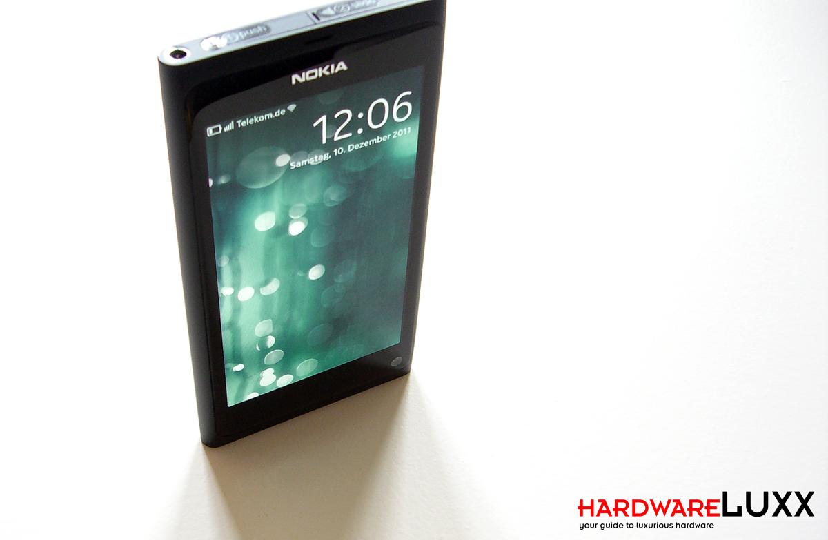 Nachtest: Nokia N9