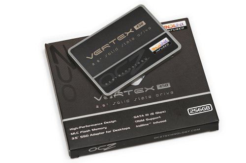 SSD OCZ Vertex 450 256 GB