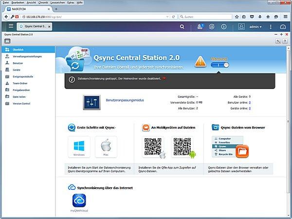 TreffpunktEltern de :: Thema anzeigen - qnap qsync client mac download