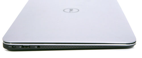 Dell XPS 13 Seite links