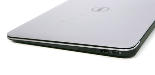 Dell XPS 13 Seite rechts
