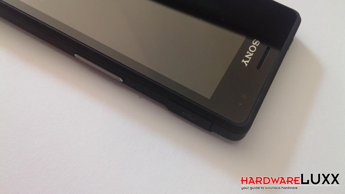 Test: Sony Xperia Go (inkl. Video)