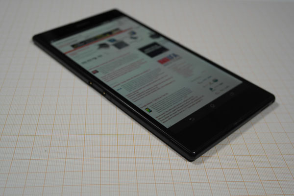 sony xperia z ultra im test mehr tablet als phablet hardwareluxx. Black Bedroom Furniture Sets. Home Design Ideas