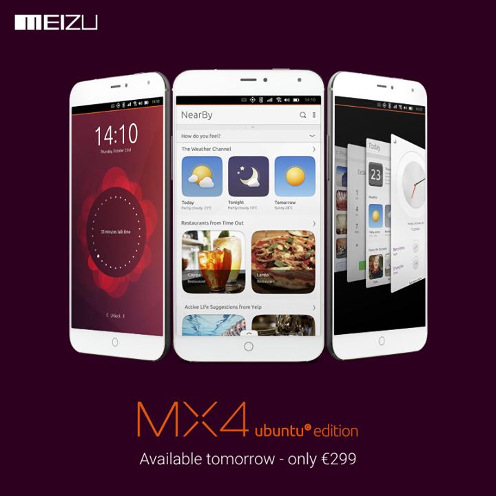 Meizu Mx4 Ubuntu Kaufen