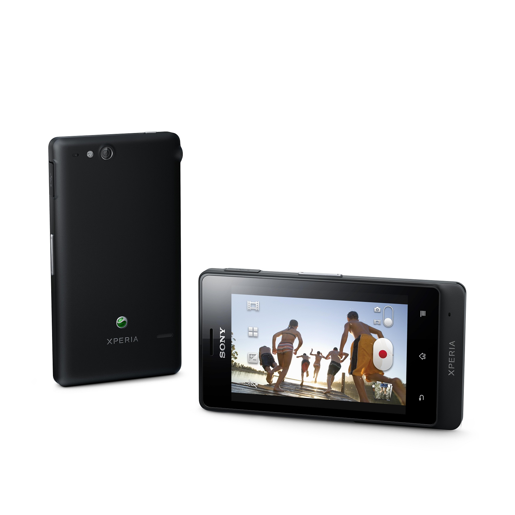 Xperia-go Group_Black