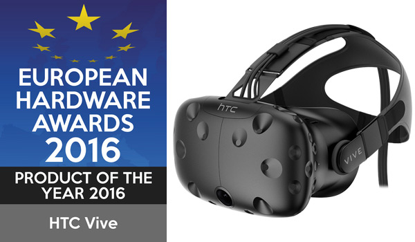 38 Product of the Year HTC Vive