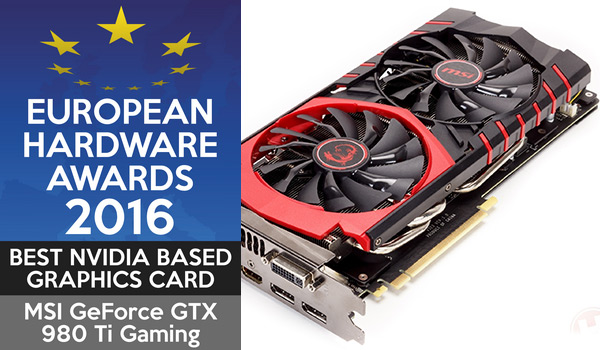 8 Best nVidia Graphics Card MSI GTX980