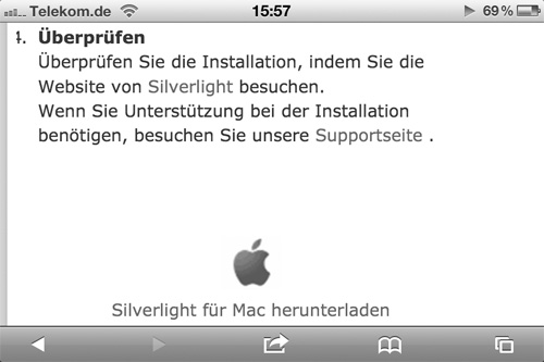 ios-silverlight