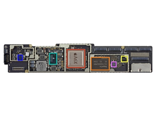 Logic Board des iPad 4. Generation