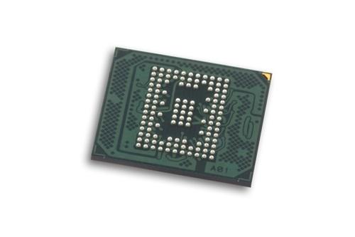 Чип на 512 мегабит PCM LPDDR2 MCP от Micron