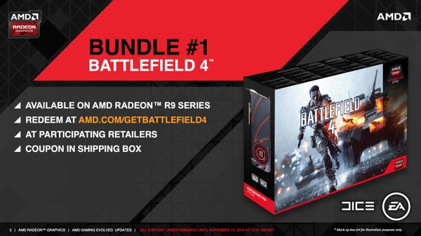 AMD Game-Bundle Weihnachtsaktion
